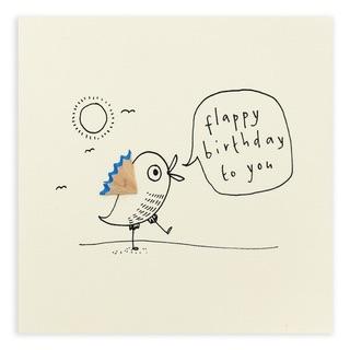 Ruth Jackson - Birthday owl