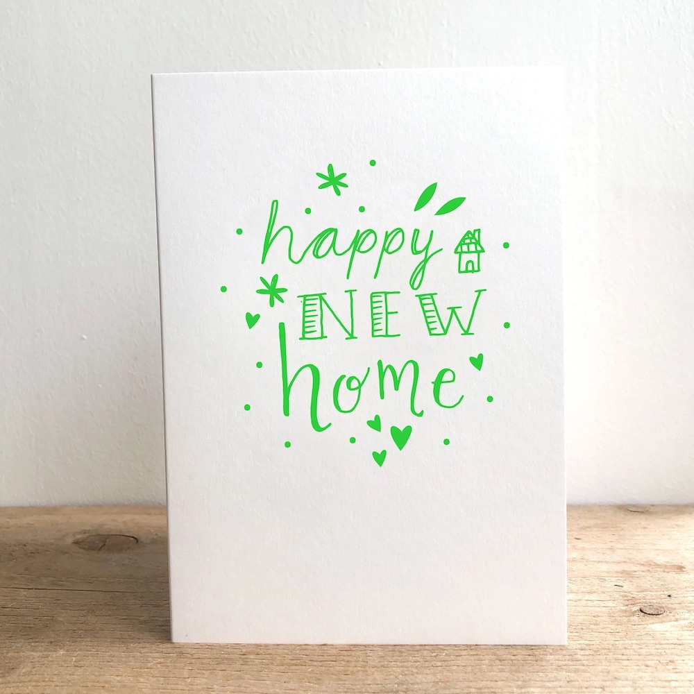 Megan Claire - Happy New Home