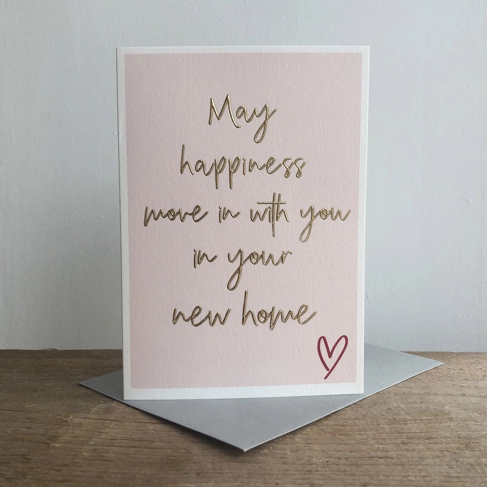 Megan Claire - May happiness move in with you in your new home