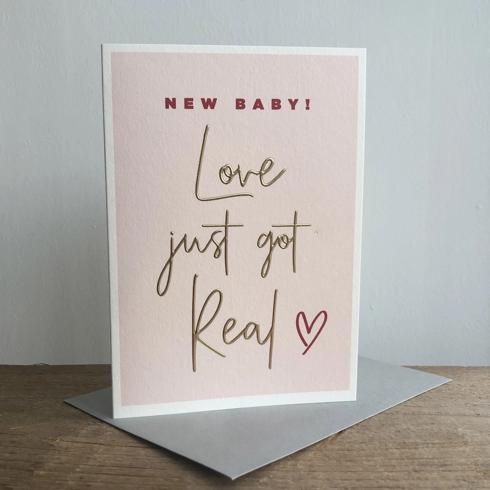 Megan Claire - New baby, love just got real
