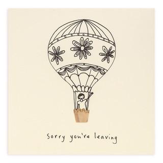 Ruth Jackson - Sorry you're leaving balloon