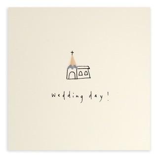 Ruth Jackson - Wedding Day church