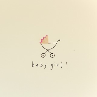 Ruth Jackson - Baby girl pram