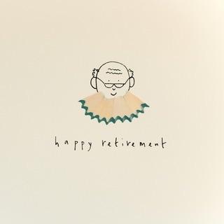Ruth Jackson - Happy Retirement beard