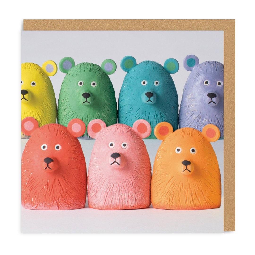 Ohh Deer - Rainbow Bears
