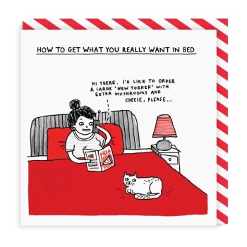 Ohh Deer - How to get what you really want in bed!