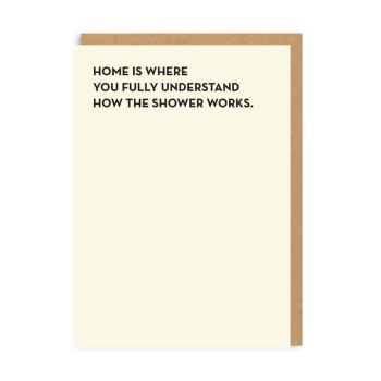 Ohh Deer - Home is where you fully understand...