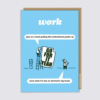 Modern Toss - Motivational Poster