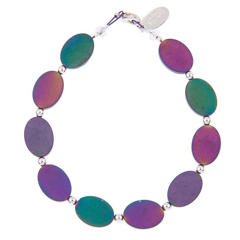 Carrie Elspeth - Rainbow opus bracelet