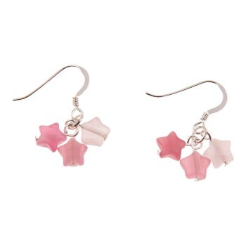 Carrie Elspeth - Cats eye stars (pink)