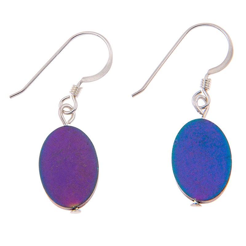 Carrie Elspeth - Rainbow opus earrings