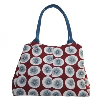 Lua Large Bag - Red Dandelion