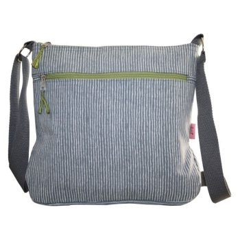 Lua Messenger Bag - Stripes