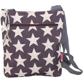 Lua Small Messenger Bag - Star (Mulberry)