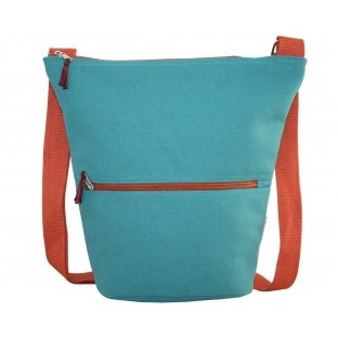 Lua Bucket Bag - Teal