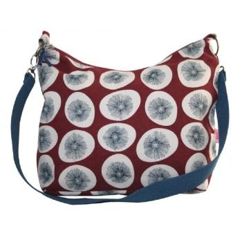 Lua Slouch Bag - Dandelion (Red)