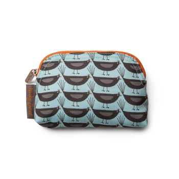 Nicky James - Blackbirds Small make up bag/purse
