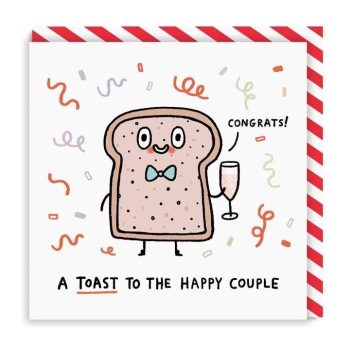 Ohh Deer - A Toast to the Happy Couple