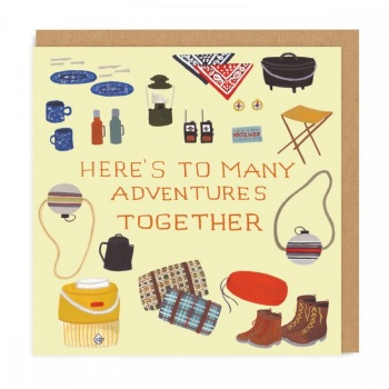Ohh Deer - Heres to Many Adventures Together