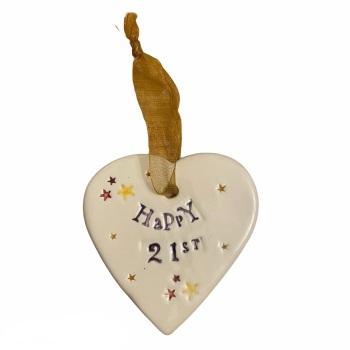 Jamali Annay - Happy 21st