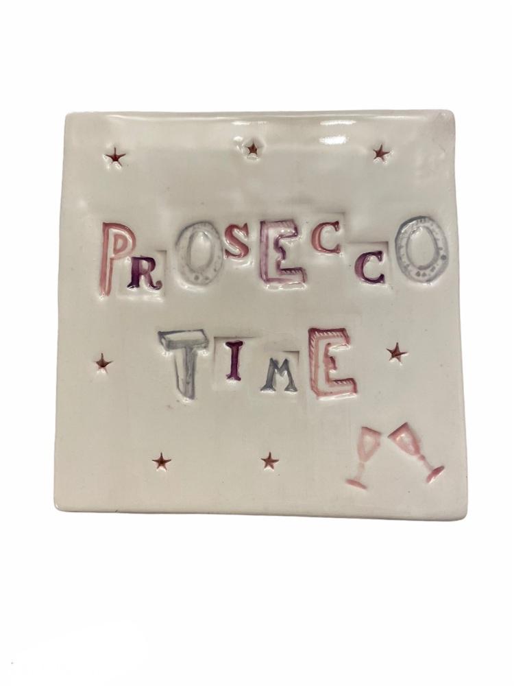 Jamali Annay - Prosecco Coaster