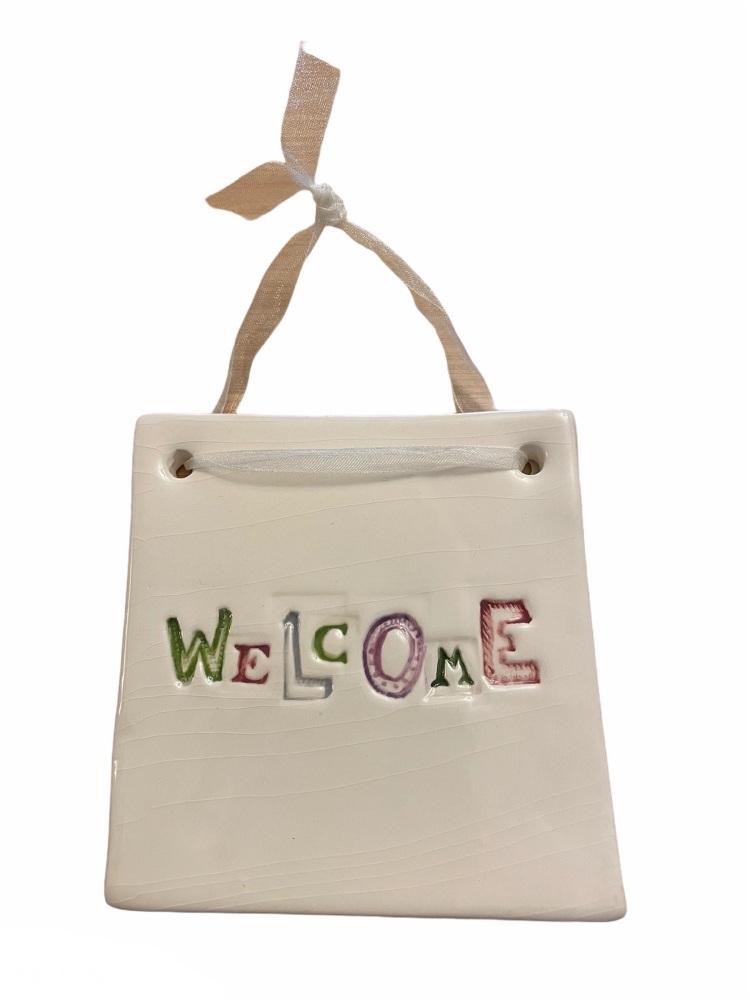 Jamali Annay - Welcome Sign