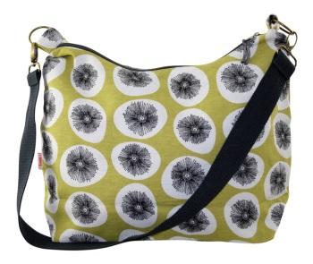 Lua Slouch Bag - Dandelion (Yellow)
