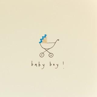 Ruth Jackson - Baby boy pram