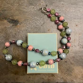 Ronin Spiral 2 Necklace