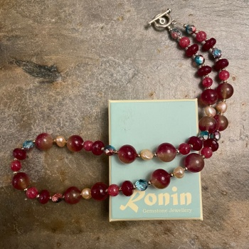Ronin Rosehip 2 Necklace