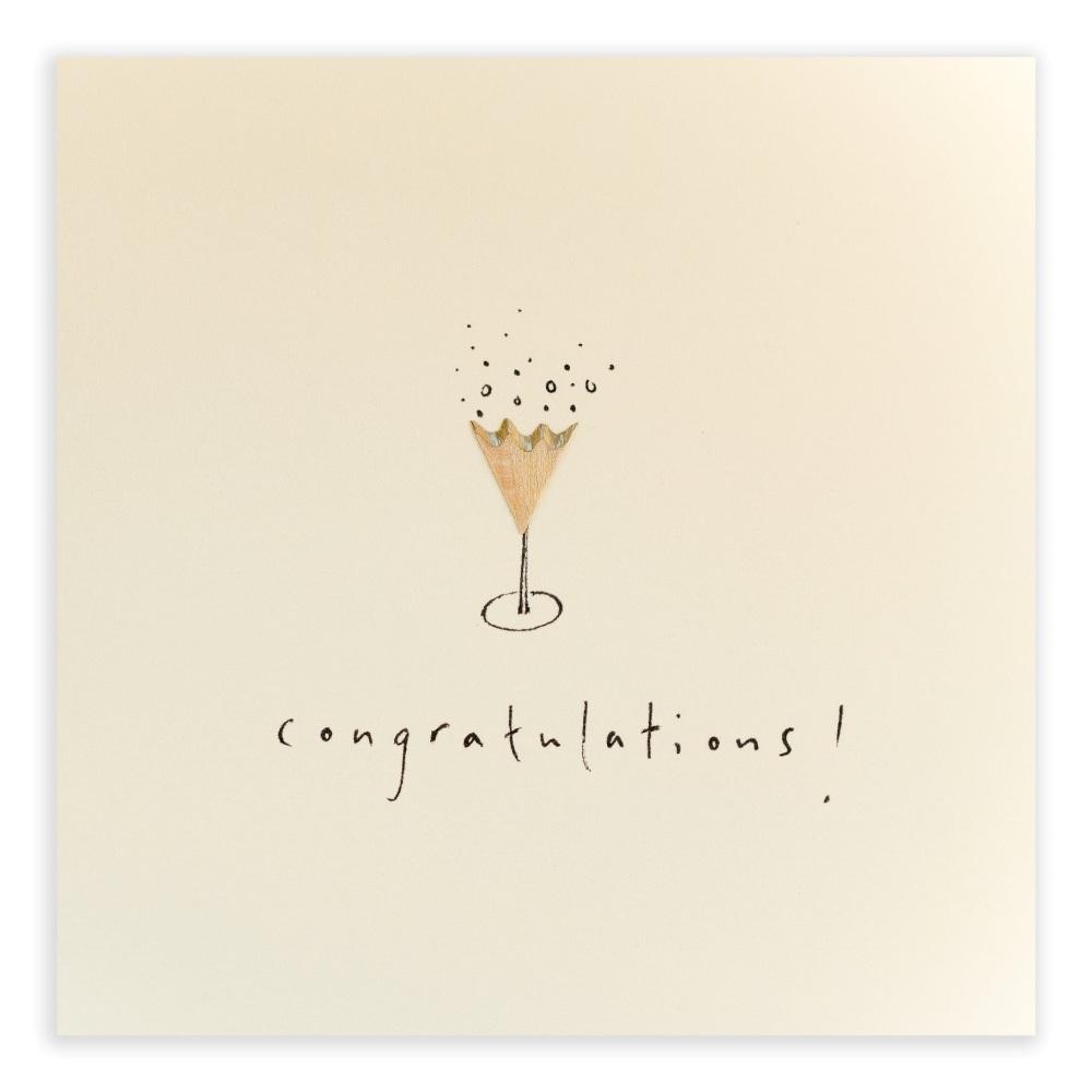 Ruth Jackson - Congratulations Champagne
