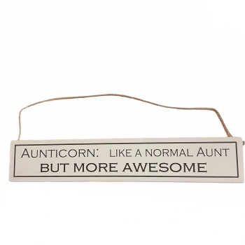Wit with Wisdom - Aunticorn: Like a Normal Aunt but...