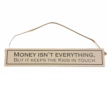 Wit with Wisdom - Money Isn't Everything but...