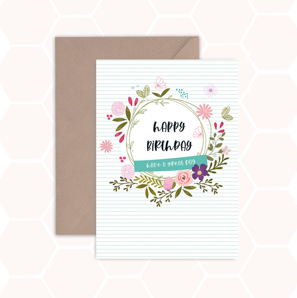 Emma Bryan - Happy Birthday Have a Great Day