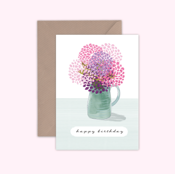 Emma Bryan - Happy Birthday Flowers