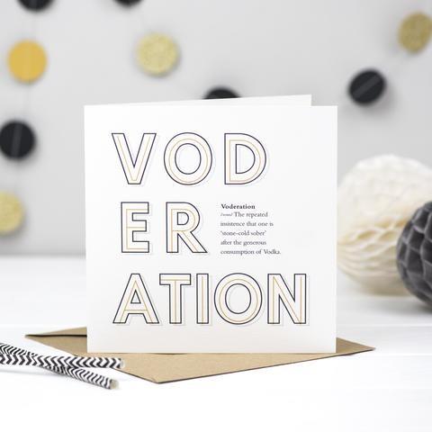 Bespoke Verse - Voderation