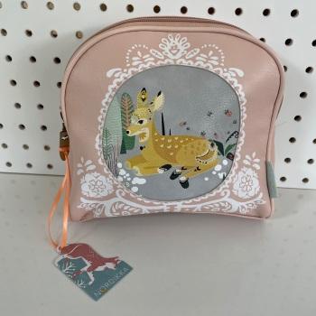 Disaster Designs - Deer Small Wash Bag