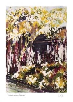Mistletoe House: Margaret Weavill - Laburnum in the Rain