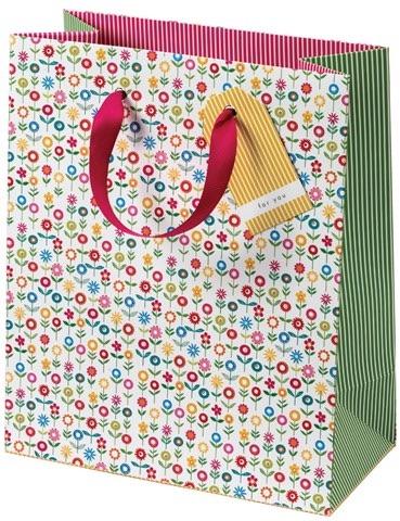Cinnamon Aitch Medium Gift Bag -