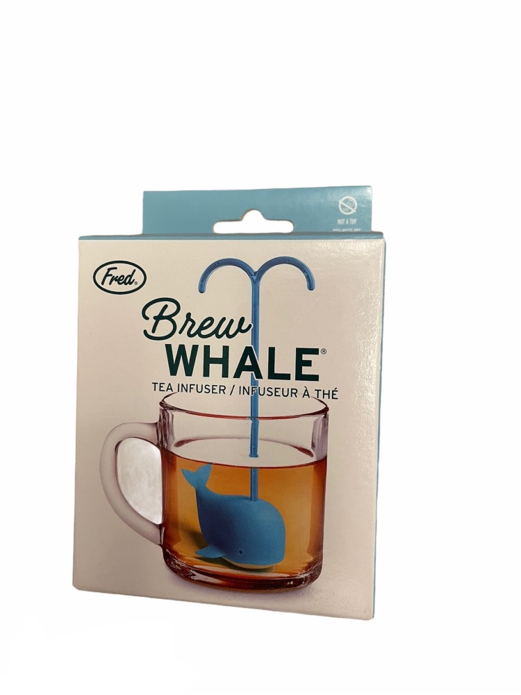 Fred Tea Infuser - Brew Whale