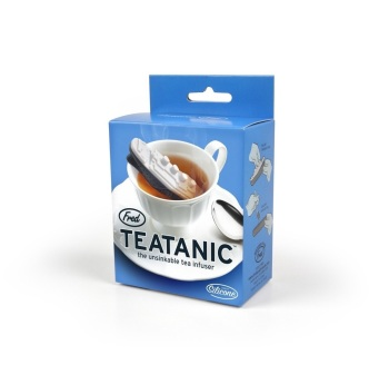 Fred Tea Infuser - Teatanic