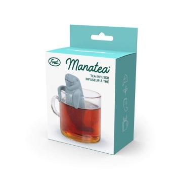 Fred Tea Infuser - Manatee