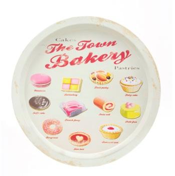 ECP Tin Tray - The Town Bakery