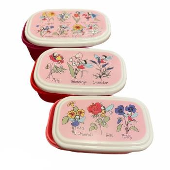 Tyrrell Katz Snack pots - Flower Fairy