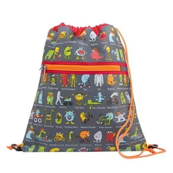 Tyrrell Katz Activity Bag - Monsters