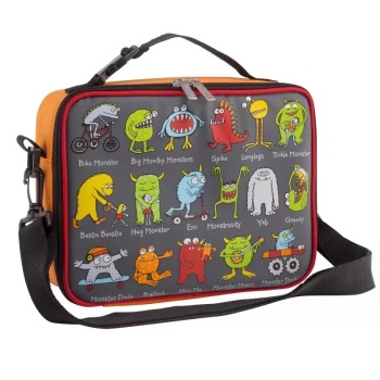 Tyrrell Katz Lunch Bag - Monsters