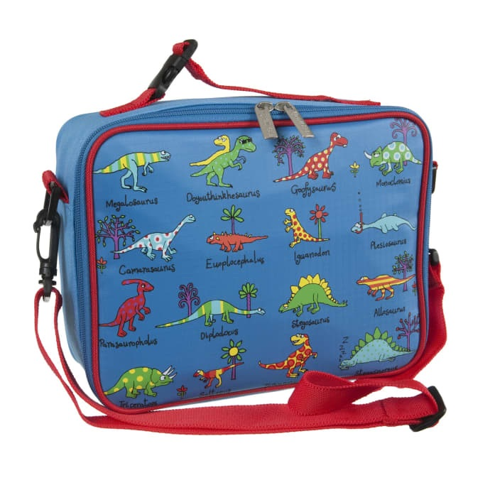 Tyrrell Katz Lunch Bag - Dinosaurs