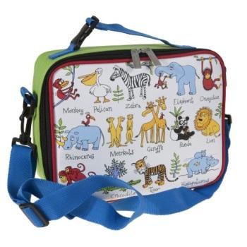 Tyrrell Katz Lunch Bag - Jungle