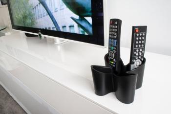J-me Cozy Remote Storage - Black