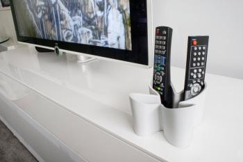 J-me Cozy Remote Storage - Grey